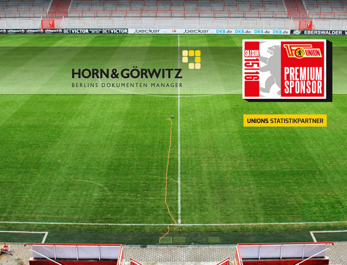 Horn & Görwitz - UNION Berlin